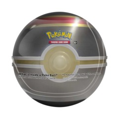 Pokemon Luxury Ball Tin Wave 2 - 2019