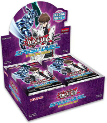 Speed Duel - Attack from the Deep Booster Box