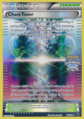 Chaos Tower - 94/124 - Holo Promo (National Championship)