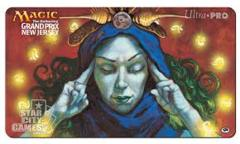 Grand Prix New Jersey 2014 Ltd. Ed. Playmat (Brainstorm - Mercadian Masks)