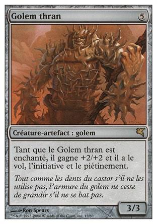 Golem thran (Thran Golem)