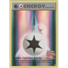 Double Colorless Energy - 90/108 - International Championships