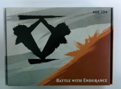 Dragons of Tarkir Prerelease Kit - Dromoka- Battle with Endurance (Contains 5 Boosters, 1 Seeded Booster, 1 Dice)