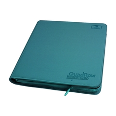 Ultimate Guard QuadRow Xenoskin Zipfolio - Petrol