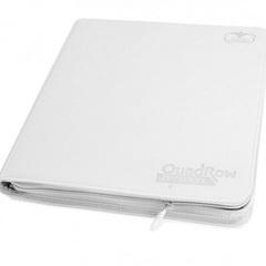 Ultimate Guard QuadRow Xenoskin Zipfolio - White