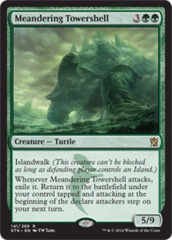 Meandering Towershell - Foil