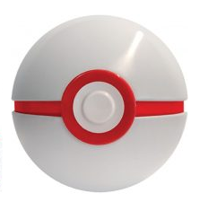 Pokemon Poke Ball Tin Wave 3 - 2019 - Premier Ball