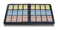 Ultra Pro 12-Pocket Deck Builder's Premium Pro-Binder - Black