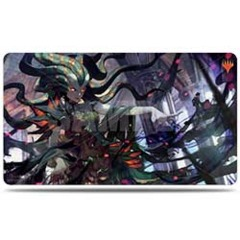 Ultra Pro War of the Spark Japanese Art Playmat - Vraska