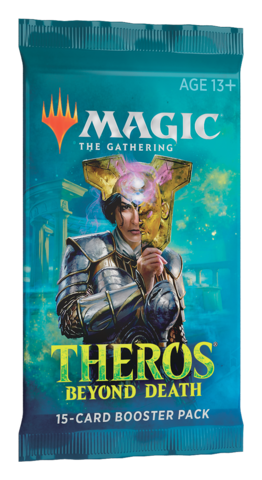 Theros Beyond Death Draft Booster Pack (Ships Jan 24)
