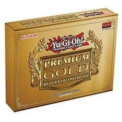 Premium Gold: Return of the Bling (Box of 5 Decks)