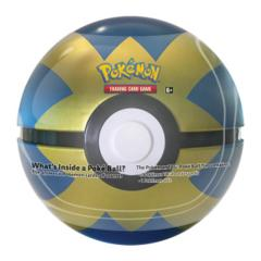 Pokemon Poke Ball Tin Wave 3 - 2019 - Quick Ball (Ships Sep 6)