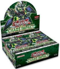 Chaos Impact Booster Box (Ships Oct 25)