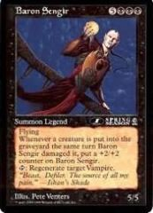 Baron Sengir - Oversized Promo
