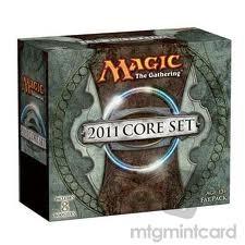 Magic 2011-Fat Pack Box (Empty)