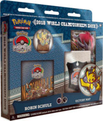 Pokemon 2018 World Championships Deck - Victory Map (Robin Schulz)