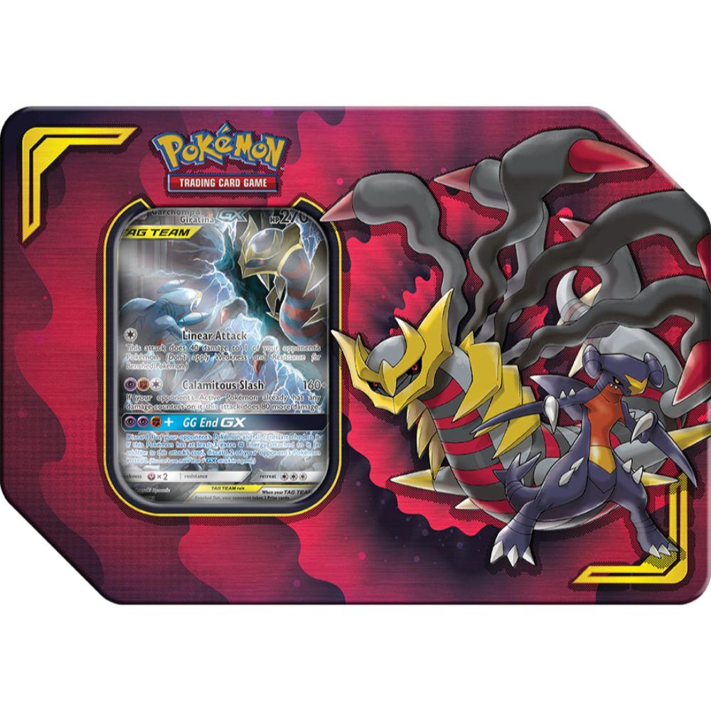 Power Partnership Tin -Garchomp & Giratina-GX (Ships Sep 6)
