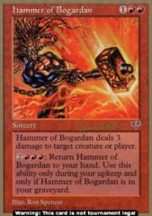 Hammer of Bogardan