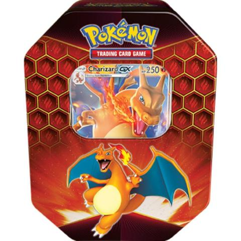 Hidden Fates Tin - Charizard-GX