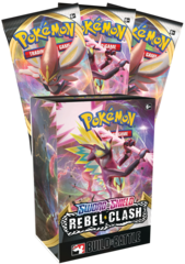Sword & Shield - Rebel Clash Prerelease from Home Pack