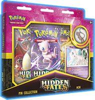 Hidden Fates Pin Collection - Mew