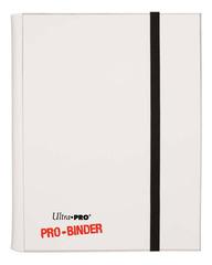 Ultra Pro 9-Pocket Pro-Binder - White