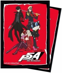 Ultra Pro Persona 5 Standard 65ct Sleeves - The Phantom Thieves