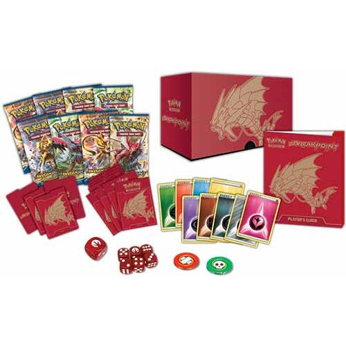 XY - BREAKpoint Elite Trainer Box