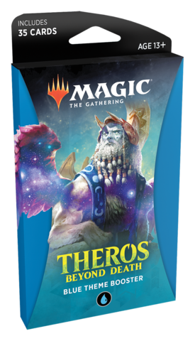 Theros Beyond Death Theme Booster - Blue (Ships Jan 24)