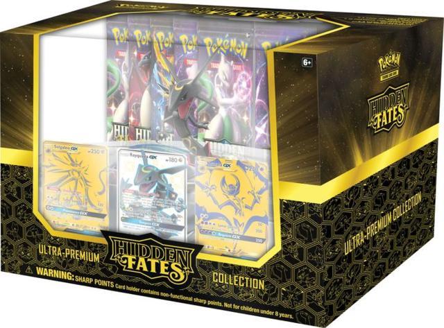Hidden Fates - Ultra Premium Collection Box