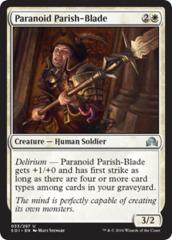 Paranoid Parish-Blade