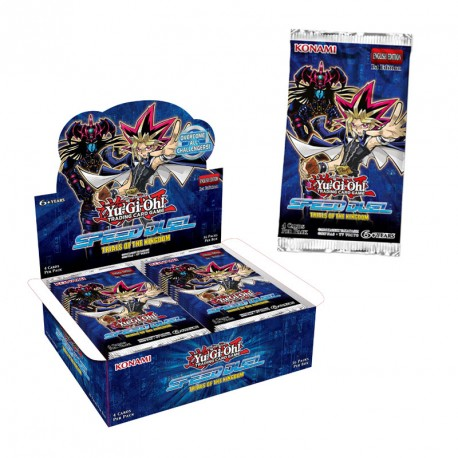 Speed Duel: Trials of the Kingdom Booster Box