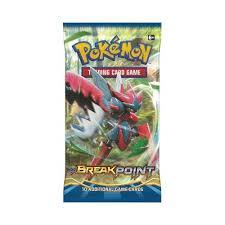 XY - BREAKpoint Booster Pack