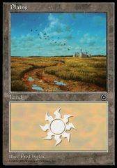 Plains (B) [Birds in Sky]