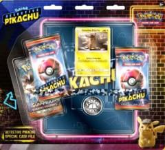 Detective Pikachu Special Case File