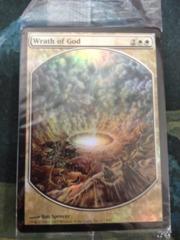 Wrath of God - Foil Textless Player Rewards Sealed