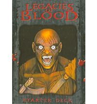 VTES: Legacies Of Blood: Osebo, Starter Deck