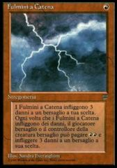 Chain Lightning (Fulmini a Catena)