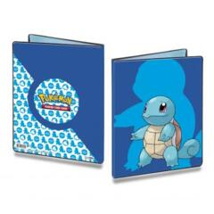 Ultra Pro 9-Pocket Pokemon Portfolio - Squirtle