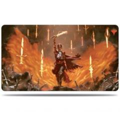 Ultra Pro Throne of Eldraine Playmat - Ironcrag Feat