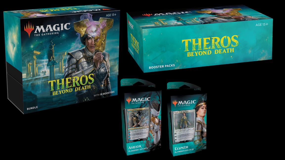 Theros Beyond Death Combo Pack (Ships Jan 24)
