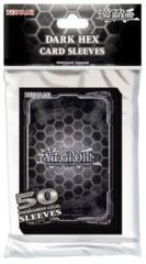 Dark Hex 50ct Small Card Sleeves