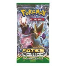 XY - Fates Collide Booster Pack