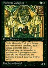Cyclopean Mummy (Mummia Ciclopica)