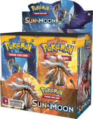 Pokemon Sun & Moon: Base Set Booster Box