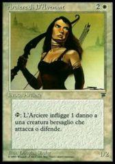 D'Avenant Archer (Arcierre di D'Avenant)