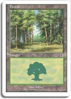 Forest - D [P3K, Shadows in Grass]