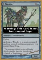 Wonder (Version 1)