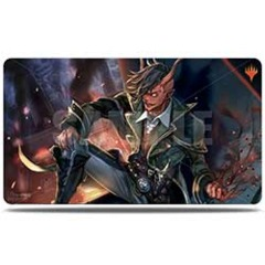 Ultra Pro War of the Spark Japanese Art Playmat - Tibalt