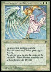 Divine Transformation (Trasformazione Divina)